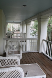 double-balconies