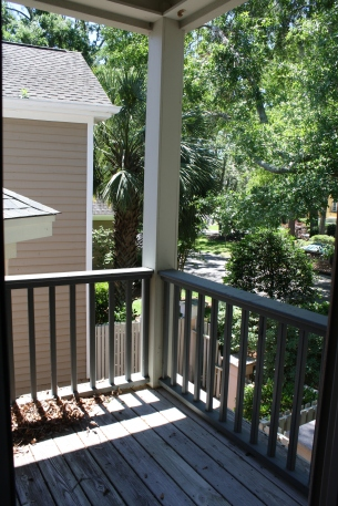 Second Bedroom Balcony